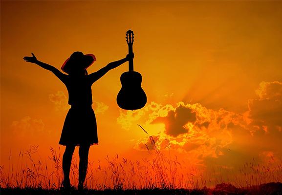 แนวเพลงคันทรี Country music