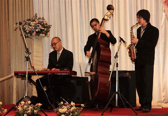 แนวเพลงแจ๊ส Jazz music